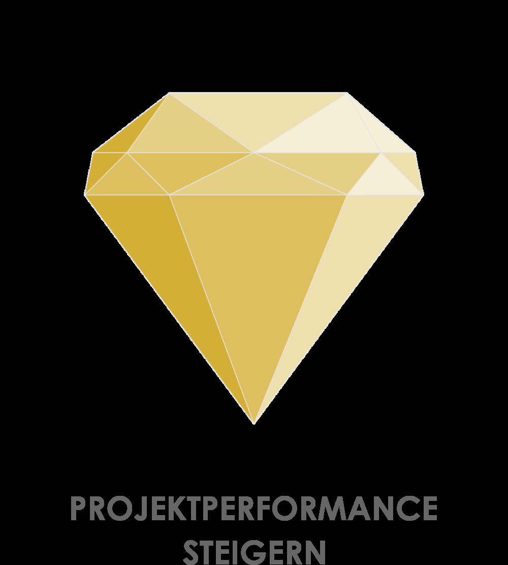 Projektperformance steigern - Projektmanagement